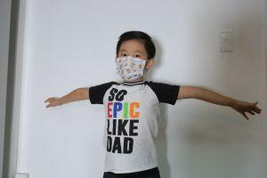 Khẩu trang y Tế trẻ em Kid's Mask EcomMed