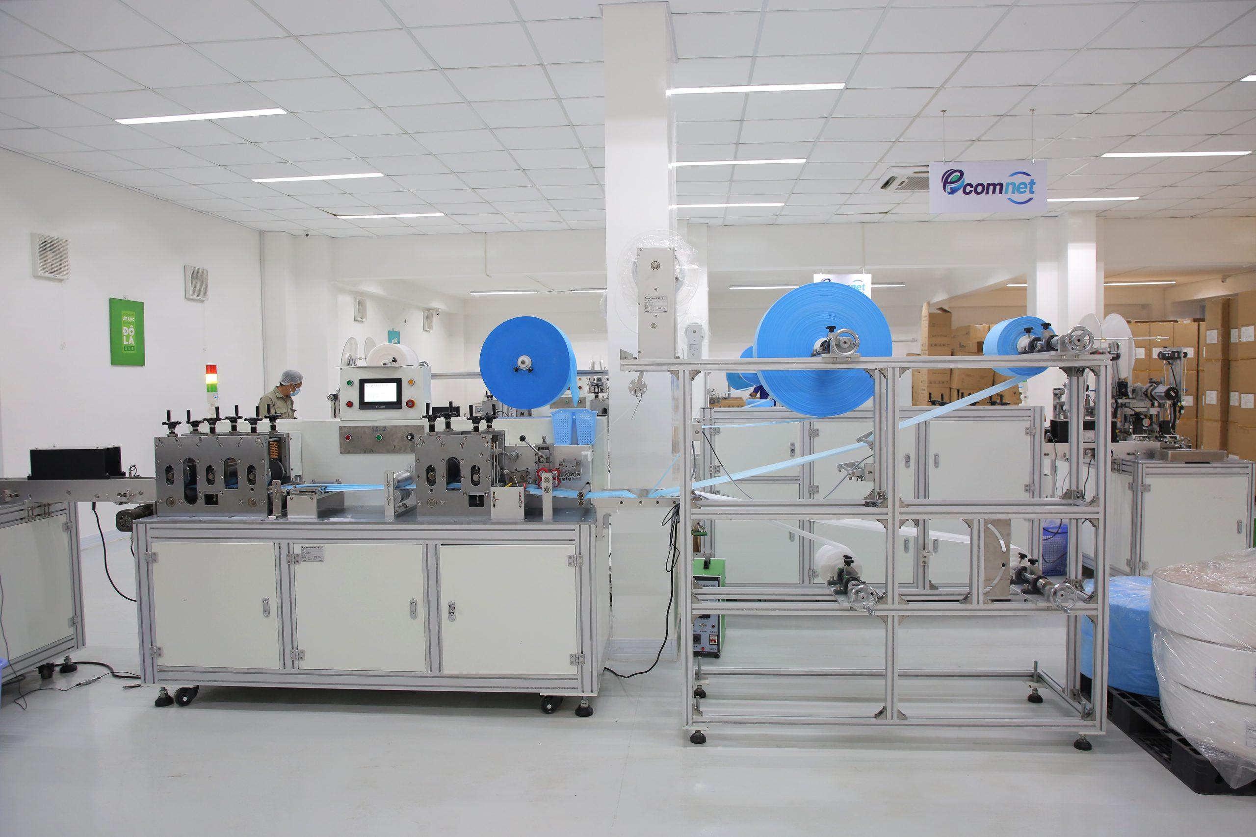 Hình ảnh nhà máy của Khẩu Trang Y Tế EcomMed