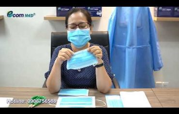 Thành phần Cấu tạo & Cách phân biệt khẩu trang y tế lọc bụi hay lọc khuẩn