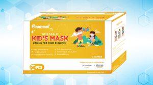 Khẩu trang trẻ em Kid's Mask EcomMed